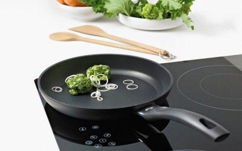 Bếp điện từ Giovani với thiết kế sang trọng, dễ dàng vệ sinh và lau chùi