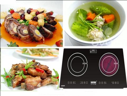 Những điều cơ bản nhất về bếp điện từ