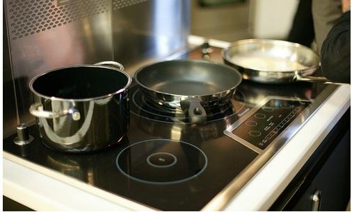 Thiết kế tinh tế của dòng sản phẩm bếp điện từ Bosch