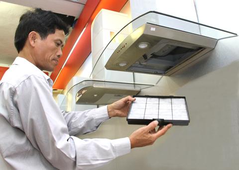 Những mẹo sử dụng và vệ sinh máy hút mùi cơ bản