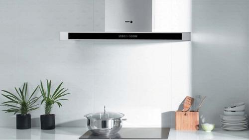 Lựa chọn máy hút mùi cho không gian bếp nhỏ