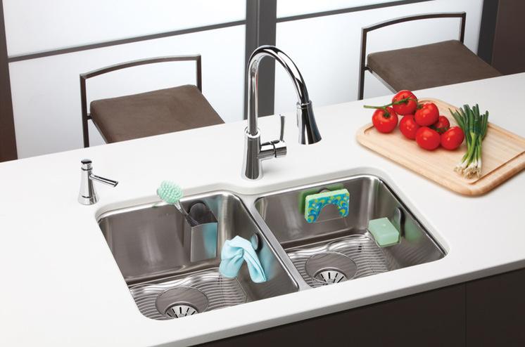 Cách chọn chậu rửa bát hai ngăn phù hợp nhất