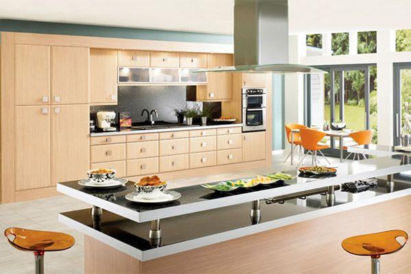 Giải pháp thông minh cho phòng bếp
